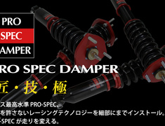 Buddy Club - Pro Spec Damper Kit