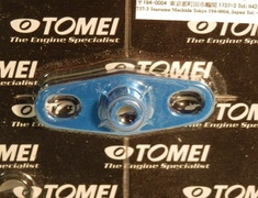 185106 Tomei Adjustable Fuel Regulator - Adapter No.1