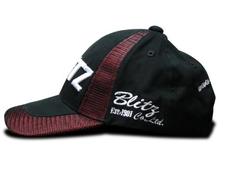 Blitz - Blitz Racing Cap - Black/Red