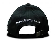 Blitz Racing Cap - Black/Red