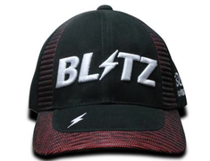 Blitz - Blitz Racing Cap - Black/Red