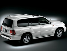 Toyota - OEM Parts - Land Cruiser UZJ100W