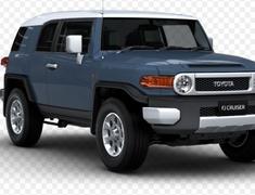 Toyota - OEM Parts - FJ Crusier