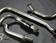 J's Racing - FX PRO Titanium Exhaust