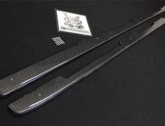 GS 350 - GRL10 - Side Splitter Carbon - Lexus GS 350