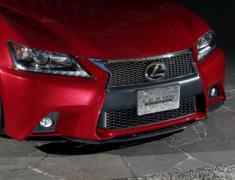 Lexon - Front Lip Spoiler - Lexus GS F-Sport