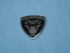 D.A.D EMBLEM TYPE MAD VIPER 1 X Emblem