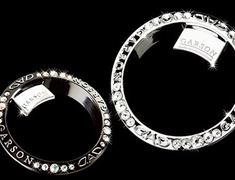 Garson - Luxury 2 way table Ring
