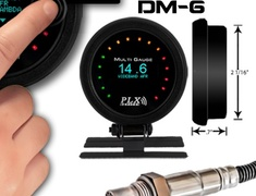 Tomei - DM-6 A/F Meter Set