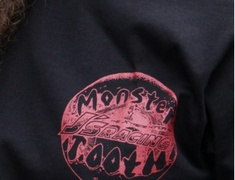 J's Racing - Monster Tooth T shirt