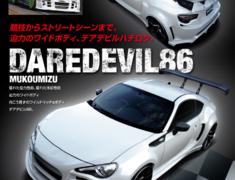 Droo-P - Dare Devil 86 Wide Body Kit