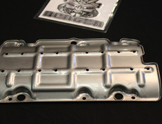 Civic Type R Euro - FN2 - Oil Baffle Plate - 11221-PNC-000