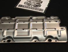 11221-PNC-000 Oil Baffle Plate
