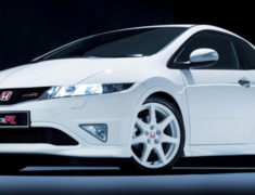 Honda - OEM Parts - Civic Type R - FN2