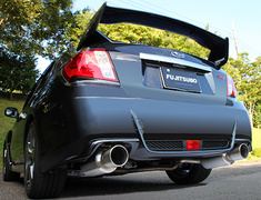 Impreza WRX STI - GVB - Pipe Size: 50.8mm - Tail Size: 117mm - 350-63081