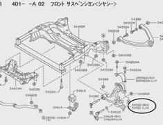 Nissan - OEM Parts - Skyline - V36