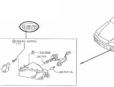 Nissan - OEM Parts - Nissan Stagea