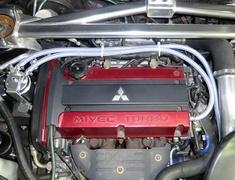 206 312 0 Mitsubishi EVO Evo Ⅶ