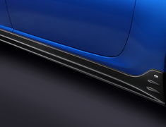 BRZ - ZC6 - Side Under Spoiler - Colour: Semi-gloss Black - ST96030AS020