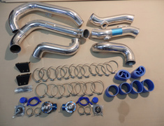 12020944 - Nissan GT-R R35 VR38DETT 07.12 - Piping + Includes 2 X  BOVS