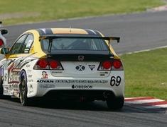 J's Racing - Honda FD2 TYPE-R 3D GT-WING WET