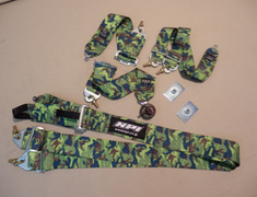 HPRH6301CF 3inch 6P Camouflage Collar
