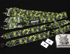 Universal - HPRH4301CFL - 3inch 4P Camouflage Collar LH