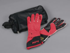 Universal - Color: Red & Black - Size: Small - HPCGGL05S
