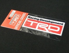 TRD - Sticker