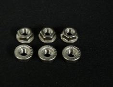 94106-061050 Nissan - GTR - R35 - M6 Flanged Nut (x6)