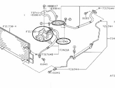 Subaru - OEM Parts - Legacy B4 BL5