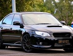 Subaru - OEM Parts - Legacy B4 - BL5