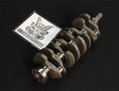 13310-P73-J01 - Crankshaft - B18C