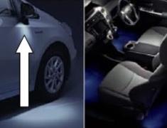 Toyota - OEM Parts - Prius Alpha (ZVW40)