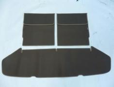 RM Rear mats(luggage mats)