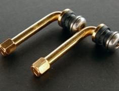 - Colour: Gold - Quantity: 4 - Shape: L-Shape - V27G