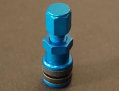 - Colour: Blue - Quantity: 4 - Shape: Straight - V29B2