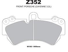 Porsche Cayenne 3.2 NA-V6 Front Z352