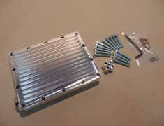 RX-7 - FD3S - RX-7 FD3S High Capacity Mission Oil Pan - KS-823