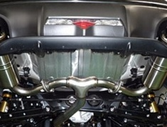 HKS - HKS BOXER SOUND EXHAUST SYSTEM DEEP Package