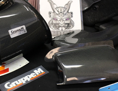 FRI-0322 BMW - M3 - E92 - S65 - RAM Air System