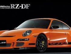 Porsche 997 GT3 RS MATT BLACK