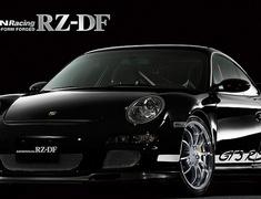 Porsche 997 GT3 RS MACHINING & RACING HYPER SILVER