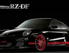 Porsche 997 GT3 RS RS tuned by ORC RACING RED