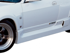 Skyline GT-R - BCNR33 - Side Skirt Set - Material: FRP - Colour: Unpainted - 17020181