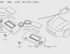Nissan - OEM 370Z