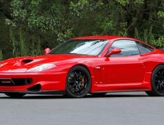 Ferrari 575M - Front