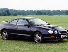 Toyota - OEM Parts - Celica (ST205)