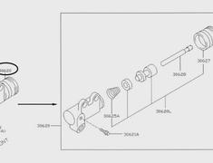Nissan - OEM Parts - Fairlady Z - Z33