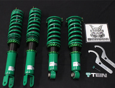 Skyline GT-R - BNR32 - Front Spring: 10kg/mm - Rear Spring: 8kg/mm - Upper Mounts: Reinforced Rubber - GSN14-71SS3